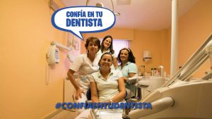Nos unimos a la campaña #confíaentudentista
