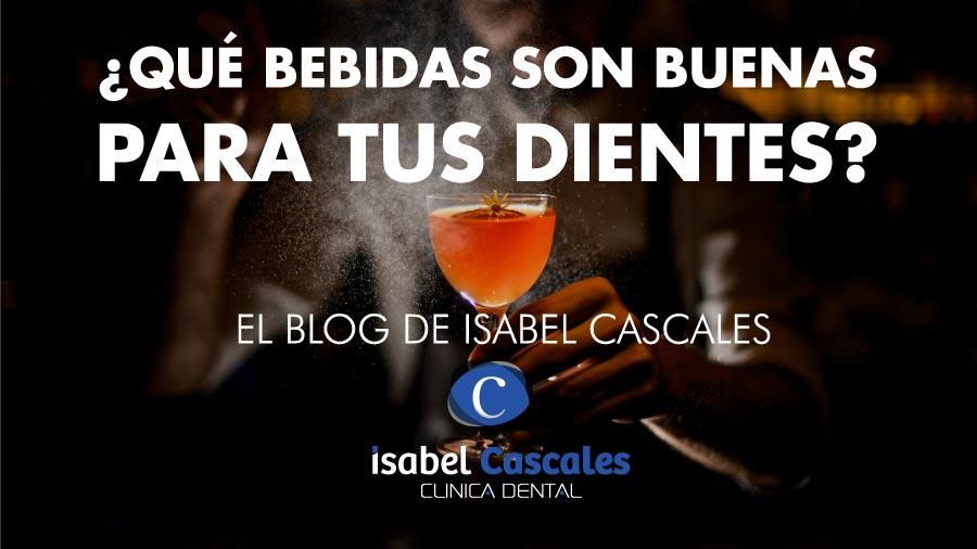 ? ¿Qué bebidas son buenas para tus dientes? ?