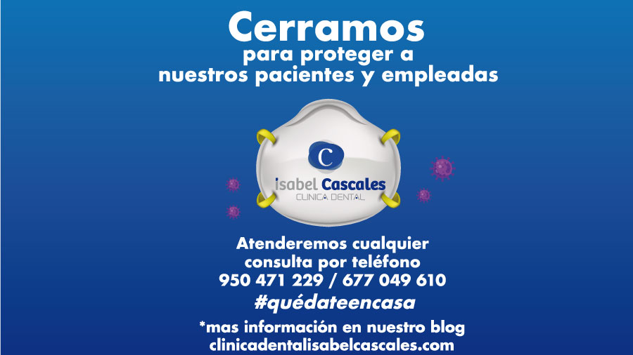 Consultas por teléfono debido al Coronavirus (COVID-19)