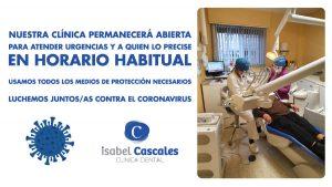 Abrimos contra el Coronavirus (COVID-19)
