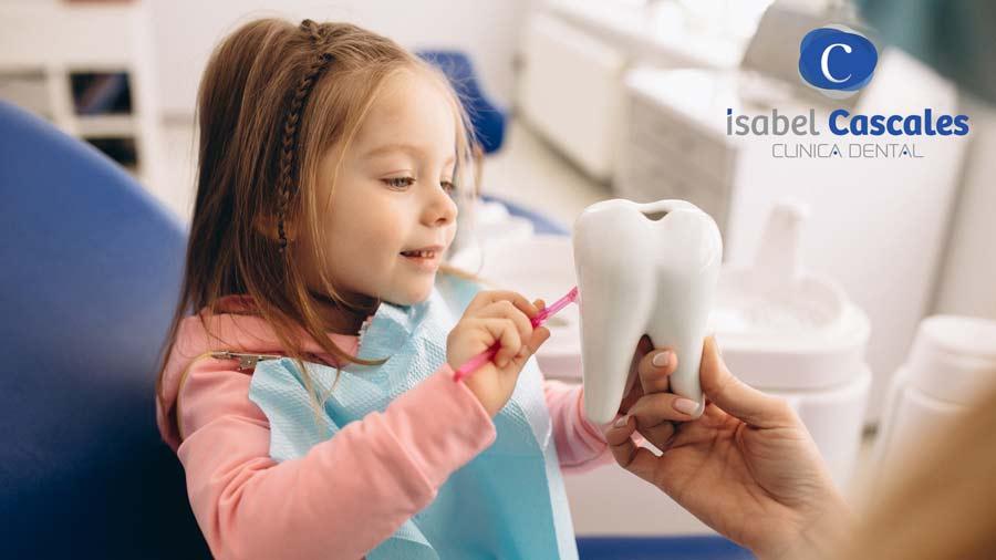 La Higiene Bucal: A cada edad su tipo de cepillado