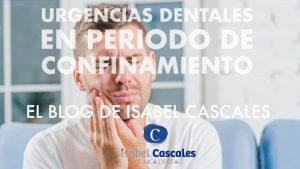 Urgencias dentales en época del COVID-19